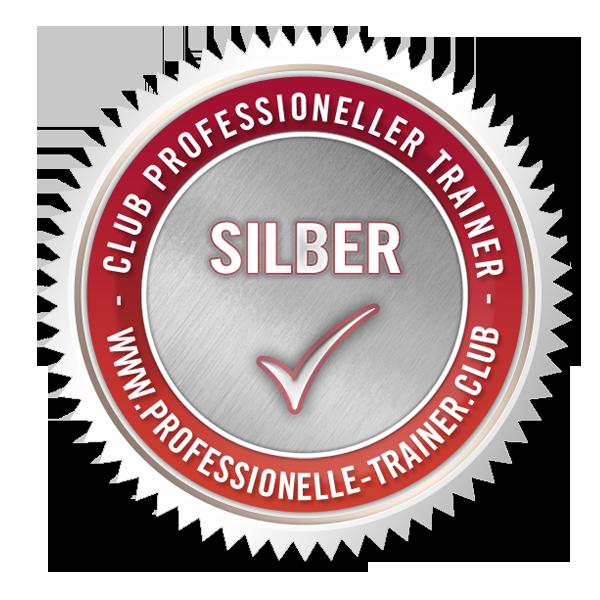Siegel Silber Mitgliedschaft