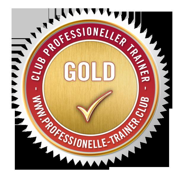 Siegel Gold Mitgliedschaft